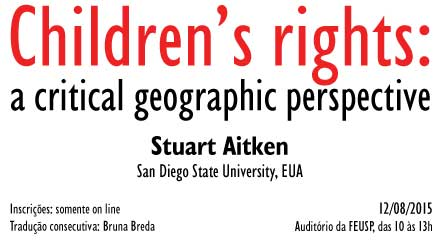 Children's rights: A critical geographic perspective
