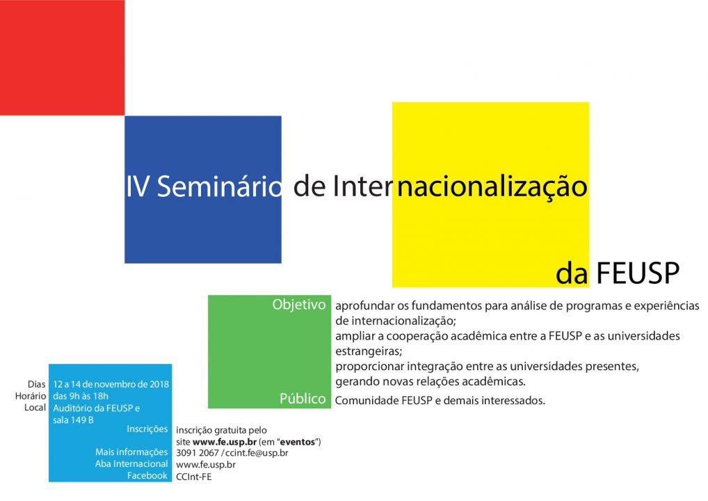 IV Internationalization Seminar