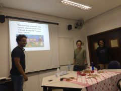 Small workshop about Portuguese expression, language and culinary