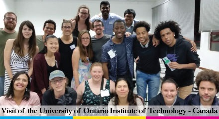 Visit of University of Ontario Institute of Technology – Canada