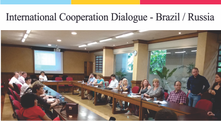 International Cooperation Dialogue – Brazil / Russia